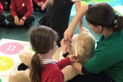 Reception First Aid Workshops