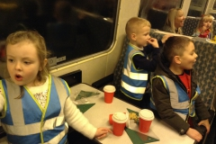 Y1 The Train to Xmas Town