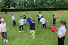 Year 1 Circus Skills