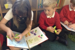 Year 2 Investigating an Atlas