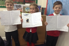 Year 3 - Writing to Inform about Arthur!