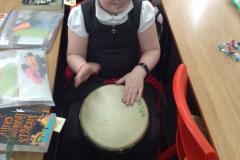 Year 5 Drumming
