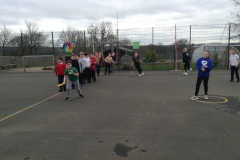 Year 5 Rounders