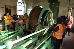 Year 5 trip to Woodhorn Colliery