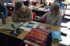 Year 6 Reading Lesson
